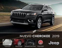 Ofertas de Jeep  en el folleto de Trujillo