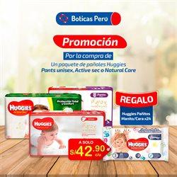 Ofertas de Salud y Farmacias en el catálogo de Boticas Perú en Huacho ( 6 días más )
