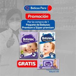 Ofertas de Salud y Farmacias en el catálogo de Boticas Perú en Arequipa ( 4 días más )