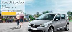 Ofertas de Renault  en el folleto de Lima