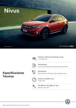 Ofertas de Volkswagen en el catálogo de Volkswagen ( 2 días publicado)