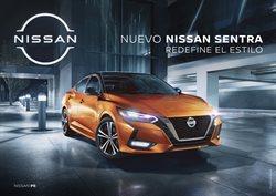 Catálogo Nissan ( Más de un mes)