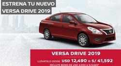 Ofertas de Nissan  en el folleto de Lima