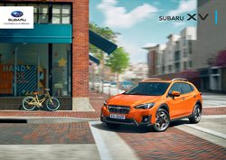 Catálogo Subaru ( Más de un mes )