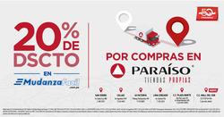 Ofertas de Paraiso del Perú  en el folleto de Lima