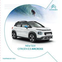 Catálogo Citroen ( Más de un mes )