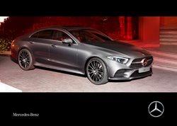 Catálogo Mercedes-Benz ( Más de un mes )