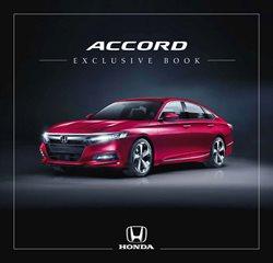 Catálogo Honda en Chiclayo ( Más de un mes )