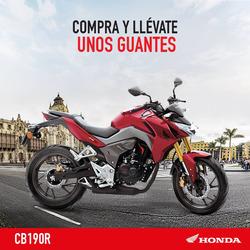 Ofertas de Honda  en el folleto de Lima