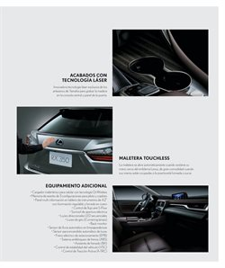 Ofertas de Lexus  en el folleto de Lima