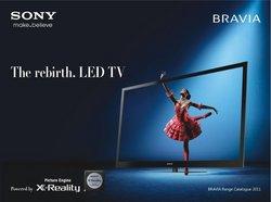 Ofertas de Tecnología y Electrónica en el catálogo de Sony ( 29 días más)