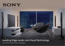Catálogo Sony ( 29 días más)