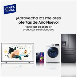 Ofertas de Tecnología y Electrónica en el catálogo de Samsung en Arequipa ( 4 días más )