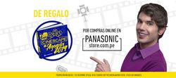 Ofertas de Panasonic  en el folleto de Lima