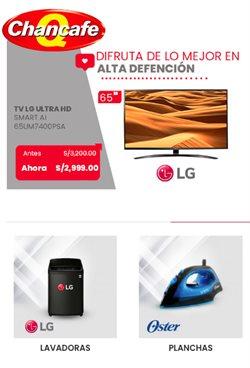Ofertas de Tecnología y Electrónica en el catálogo de Chancafeq en Arequipa ( 4 días más )