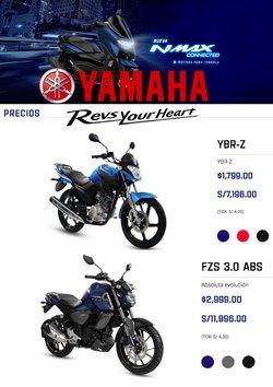 Ofertas de Carros, Motos y Repuestos en el catálogo de Yamaha ( Más de un mes)