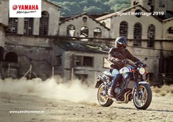 Ofertas de Coche, moto y recambios  en el folleto de Yamaha en Piura