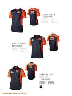 Ofertas de Camisa hombre en KTM
