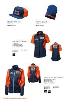 Ofertas de Chaqueta deportiva en KTM