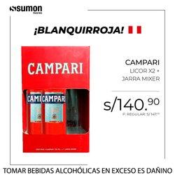 Catálogo Sumon Licores ( Vence mañana)