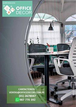 Ofertas de Hogar y muebles en el catálogo de Office Decor en Huánuco ( Más de un mes )