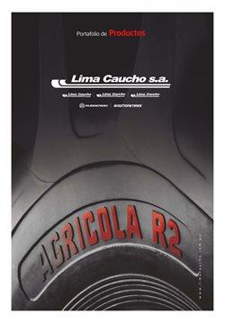 Ofertas de Lima Caucho  en el folleto de Arequipa