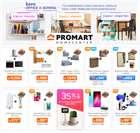Ofertas de Hogar y muebles en el catálogo de Promart en Huánuco ( Caduca mañana )