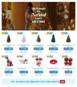 Ofertas de Árbol de Navidad en Promart