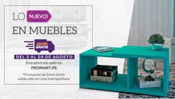 Ofertas de Ferretería y Construcción  en el folleto de Promart en Chiclayo