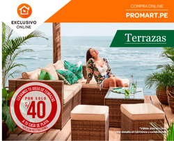 Ofertas de Promart  en el folleto de Cajamarca