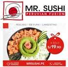 Catálogo Mr. Sushi ( Caducado )
