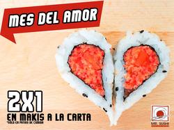 Ofertas de Mr. Sushi  en el folleto de Lima