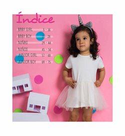 Ofertas de Vestido niña  en el folleto de Mía Store en Lima