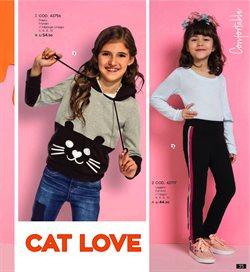 Ofertas de Leggins niña  en el folleto de Mía Store en Lima