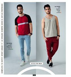 Ofertas de Camiseta sin mangas  en el folleto de Mía Store en Lima