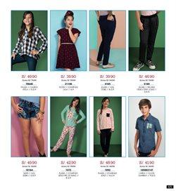 Ofertas de Camisa niña  en el folleto de Mía Store en Lima