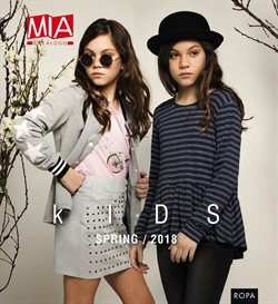 Ofertas de Blusa niña  en el folleto de Mía Store en Lima