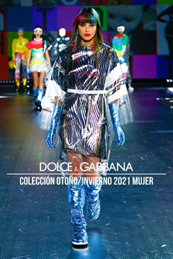Ofertas de Marcas de Lujo en el catálogo de Dolce & Gabbana ( 24 días más)