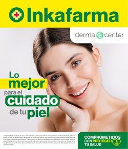 Ofertas de Perfumerías y belleza en el catálogo de InkaFarma ( 13 días más)