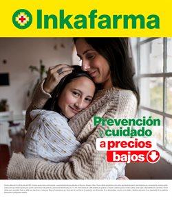Ofertas de Salud y Farmacias en el catálogo de InkaFarma ( 13 días más)