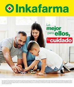 Ofertas de InkaFarma en el catálogo de InkaFarma ( 3 días más)