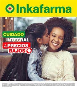 Ofertas de Perfumerías y belleza en el catálogo de InkaFarma ( 9 días más)