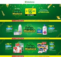 Catálogo InkaFarma ( Caduca mañana )