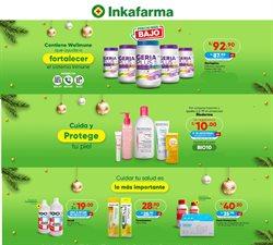 Ofertas de Salud y Farmacias en el catálogo de InkaFarma ( Caduca mañana )