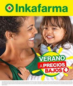 Ofertas de Salud y Farmacias en el catálogo de InkaFarma en Arequipa ( Más de un mes )