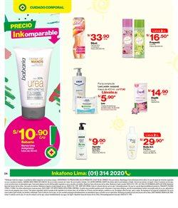 Ofertas de Perfumes en InkaFarma