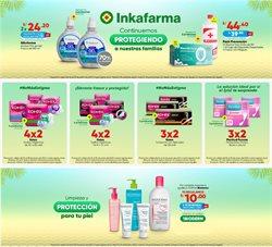 Ofertas de Salud y Farmacias en el catálogo de InkaFarma en Arequipa ( Caduca mañana )
