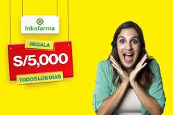 Ofertas de InkaFarma  en el folleto de Chimbote