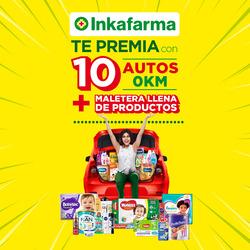Ofertas de InkaFarma  en el folleto de Cusco