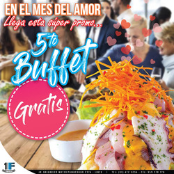 Ofertas de La Choza Naútica  en el folleto de Lima